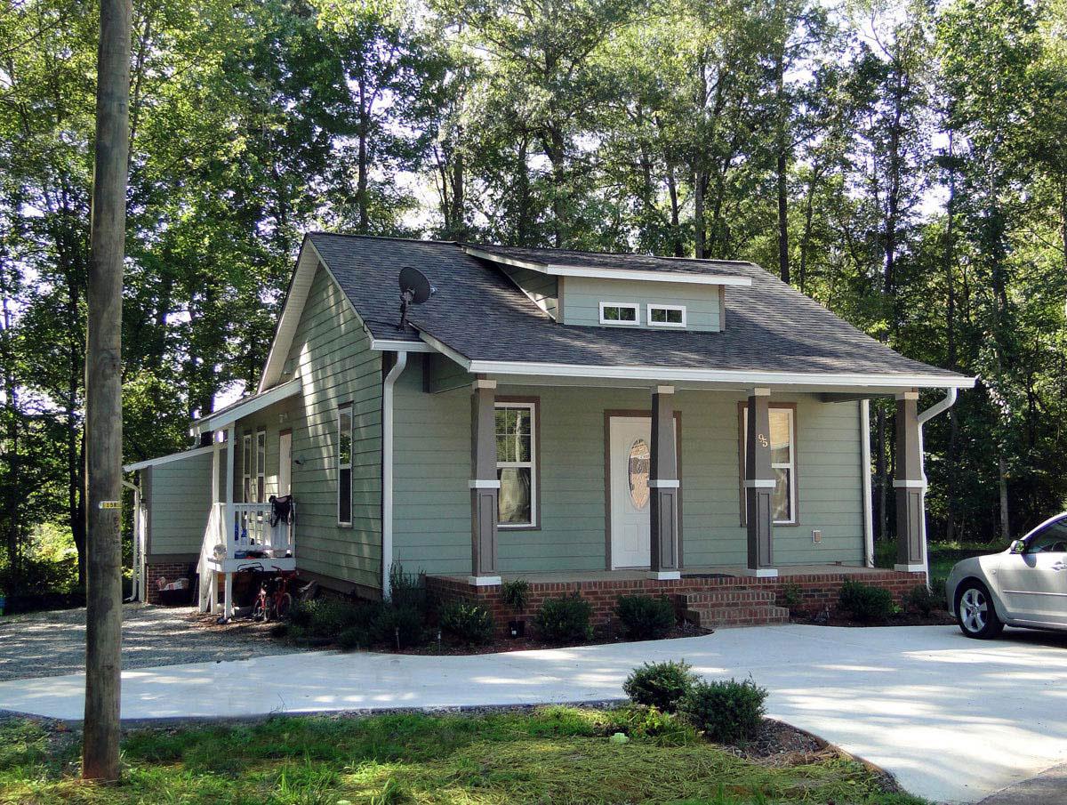 Hawkins (modified), Chatham Oak, Pittsboro NC