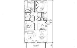 Haywood I Floor Plan