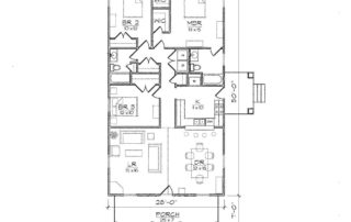 Haywood III Floor Plan