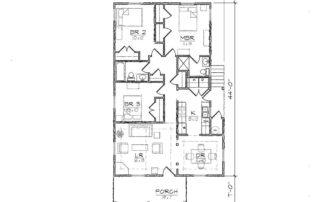 Hinsdale I Floor Plan