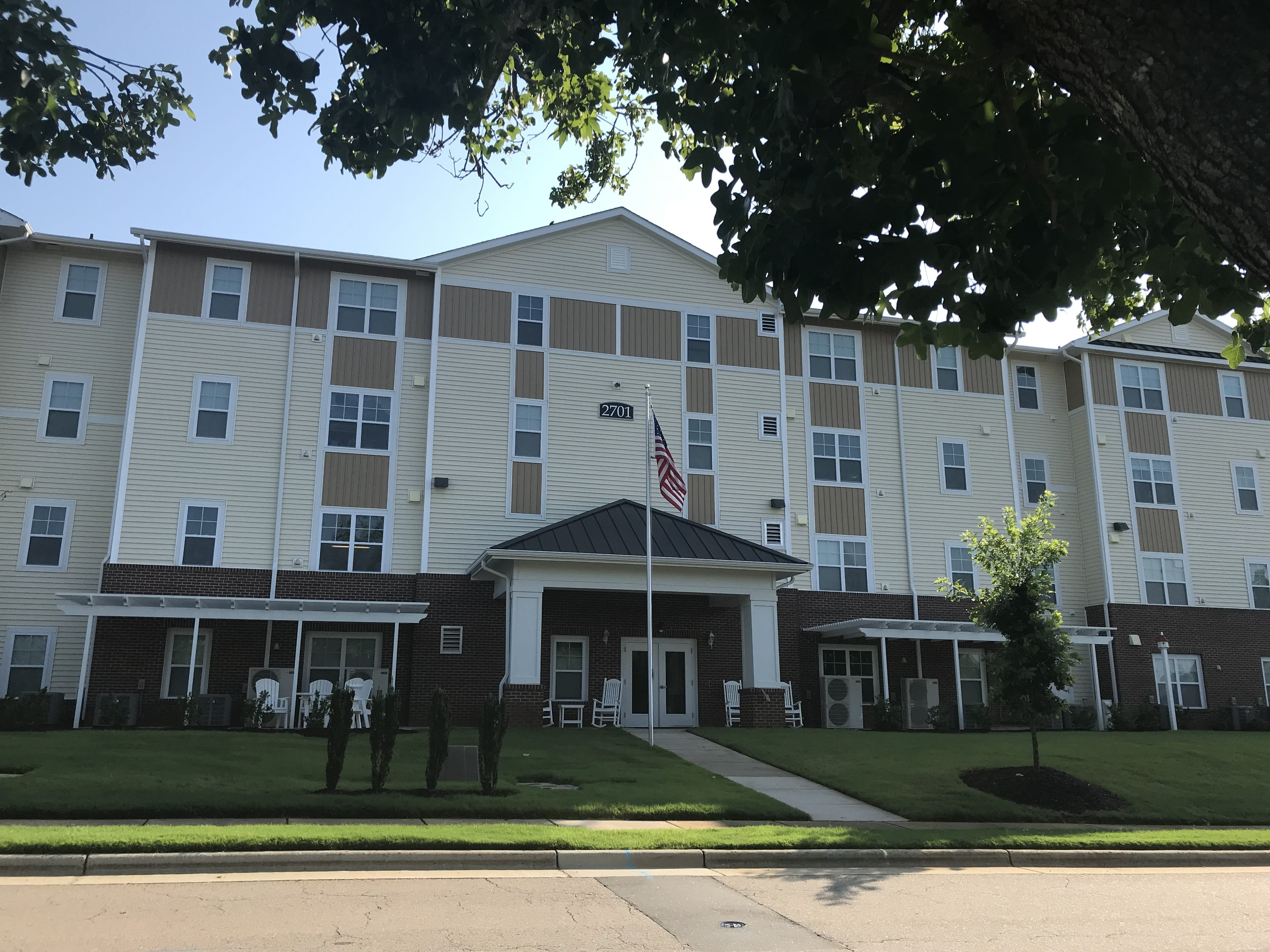 Wakefield Spring Senior Living Community, Raleigh, NC