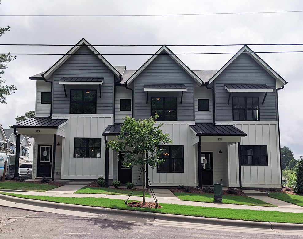 Pleasant Pines Townhomes