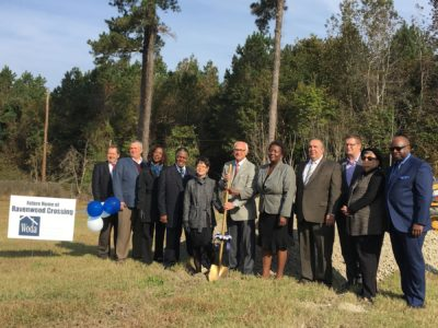 Ravenwood Crossing Groundbreaking