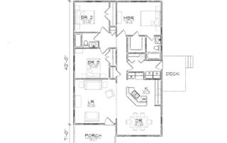 Jackson II Floor Plan