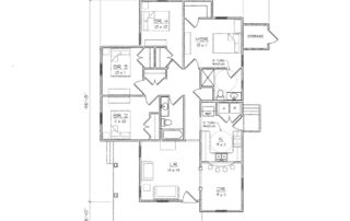 Julia II Accessible Floor Plan