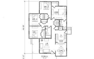Julia II Floor Plan