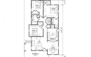 Juniper I Floor Plan