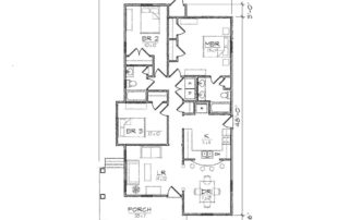 Juniper II Floor Plan
