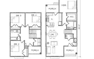 Lenoir III Floor Plan