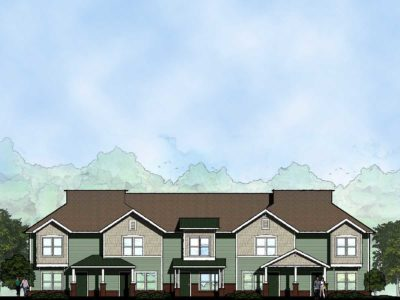Multi-family Townhomes