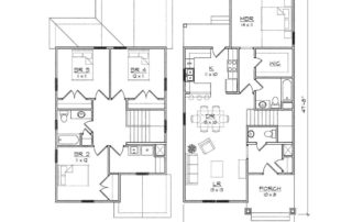 Linden III Floor Plan