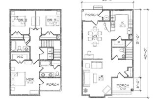 Madison III Floor Plan