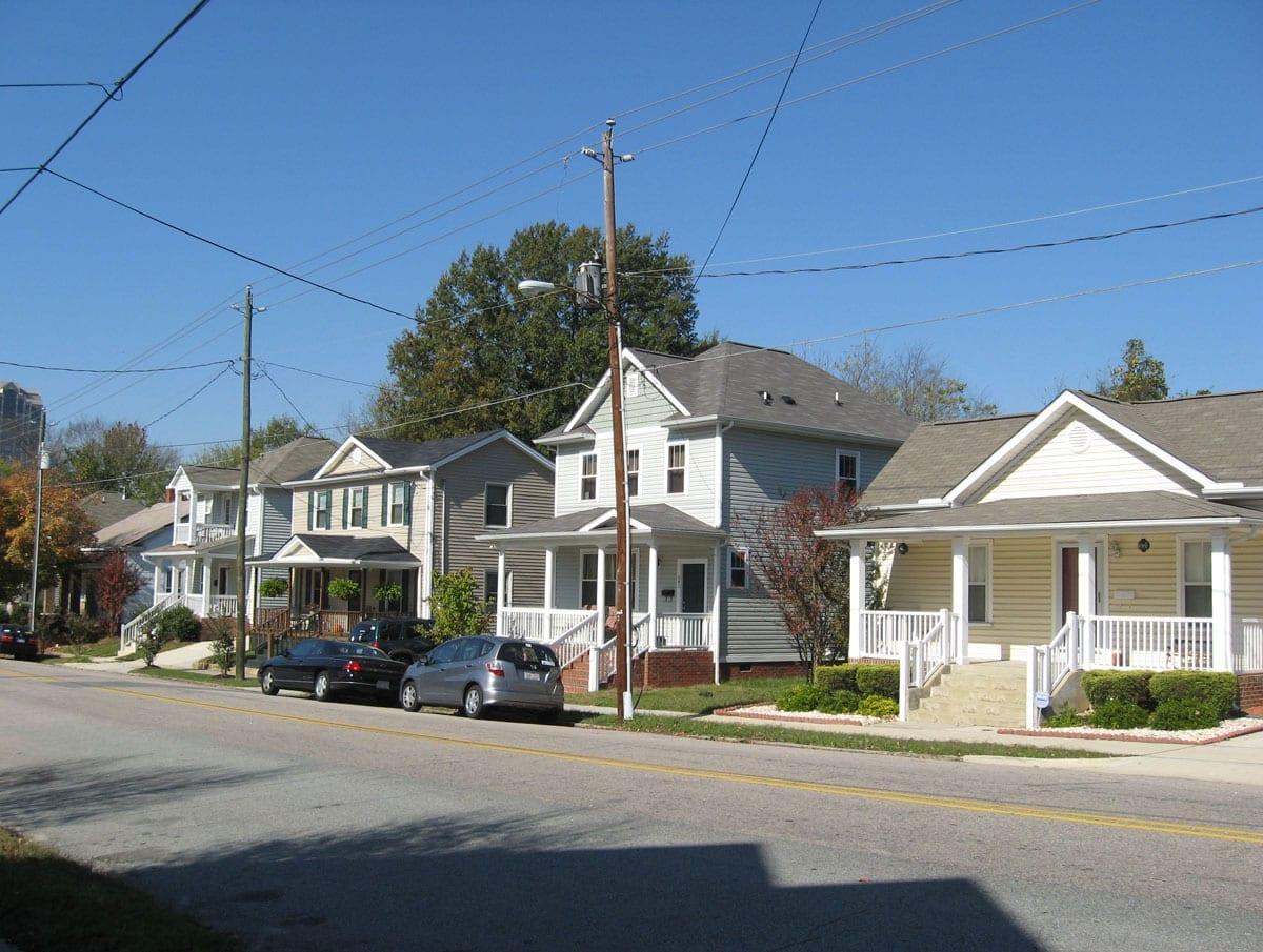 Martin Street: Delany & Foxgate