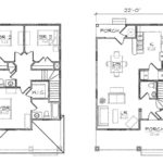 Monique II Floor Plan