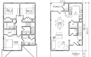 Monique III Floor Plan