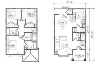 Myrtle I Floor Plan