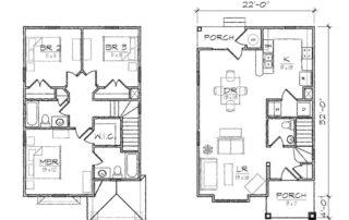 Myrtle II Floor Plan