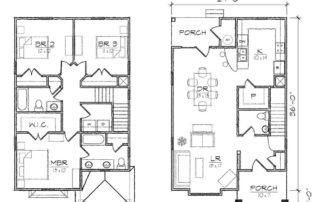 Myrtle III Floor Plan