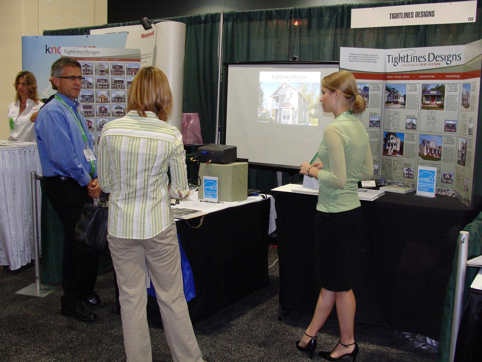 TightLines Attends NAHB Green Building Conference