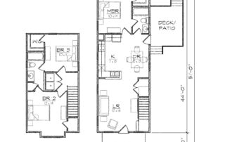 Noble I Floor Plan