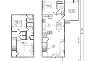 Norwood I Floor Plan