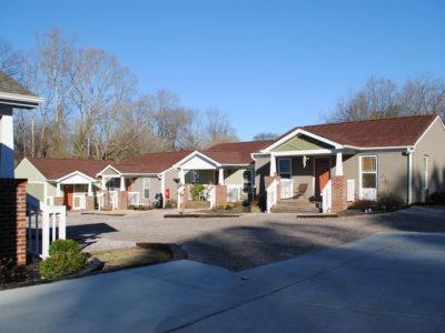 State Street Villas after rehabilitation