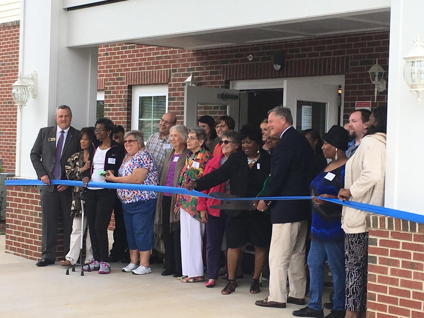 Wakefield Spring Ribbon Cutting Ceremony