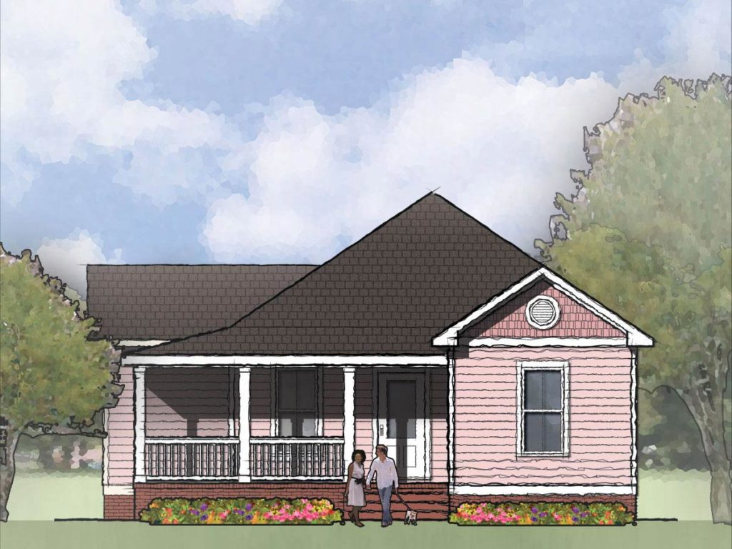 Warren Front Rendering