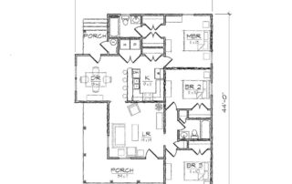 Warren I Floor Plan