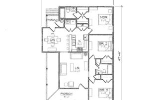 Warren II Floor Plan