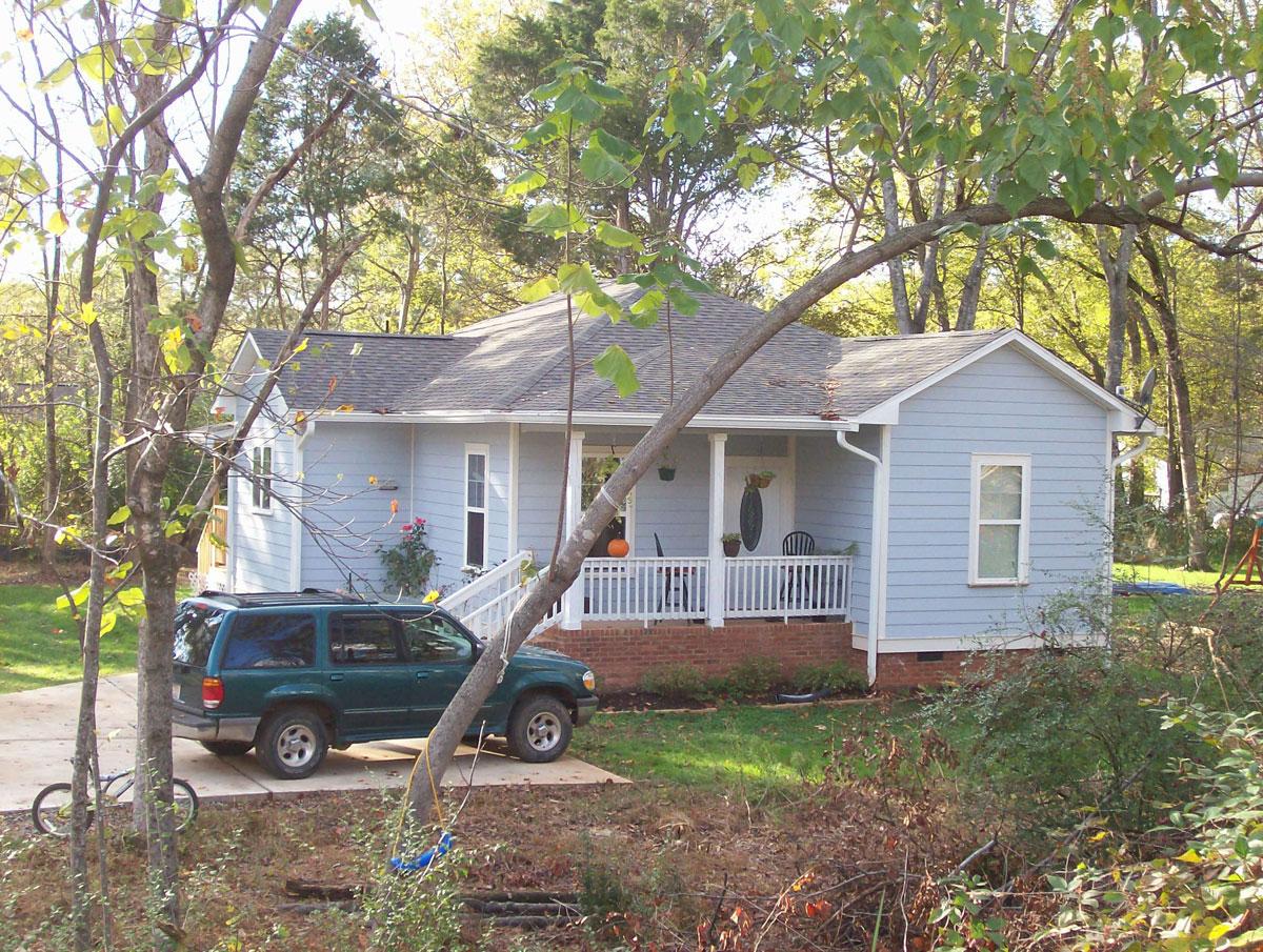 Warren (modified), Chatham Oak, Pittsboro NC