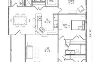 Wharton III Floor Plan