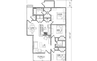 Whitney I Floor Plan