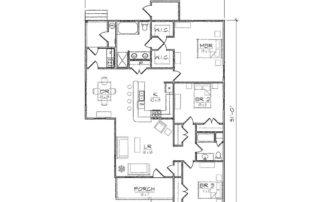Whitney III Floor Plan