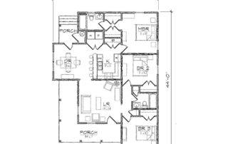 Winslow I Floor Plan
