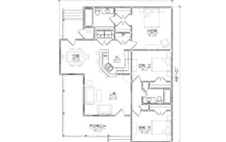 Winslow II Floor Plan