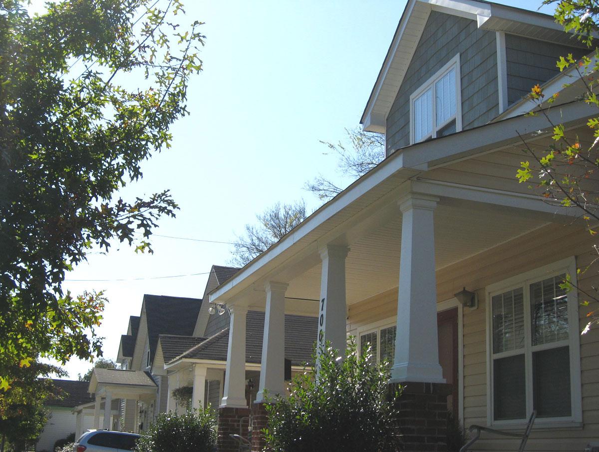 Bloodworth Street: Bailey, Carson, & Ansley