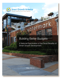 Smart Growth America: Building Better Budgets