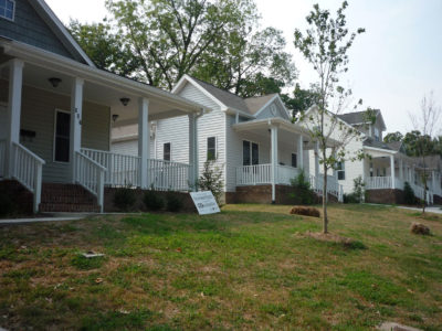 Several TightLines homes in Durham