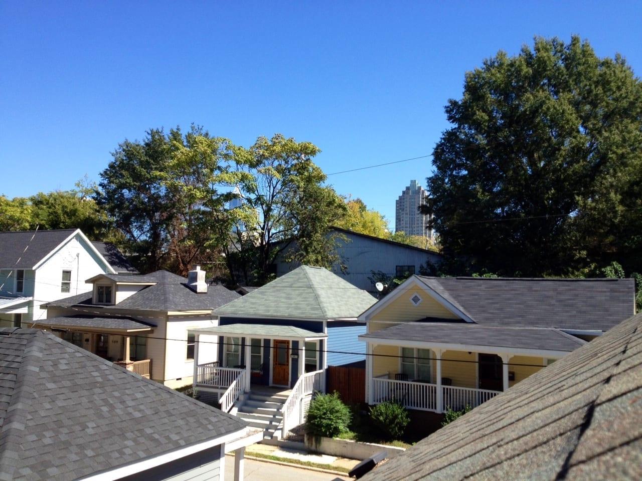A neighborhood transformed
